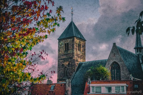 The Old Church Naaldwijk the Netherlands